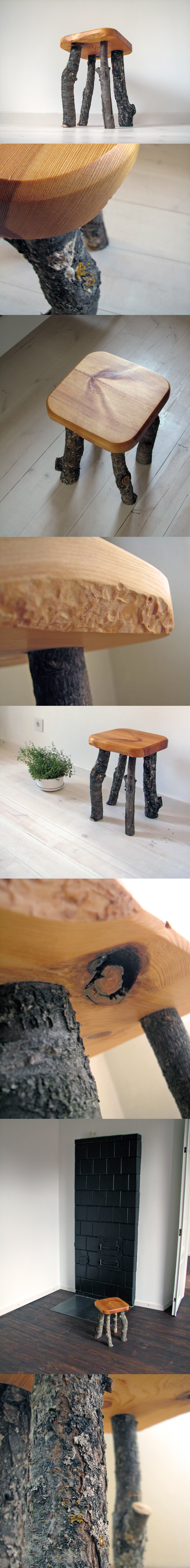 stool FOREST